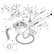 адаптер клапана спуска воздуха