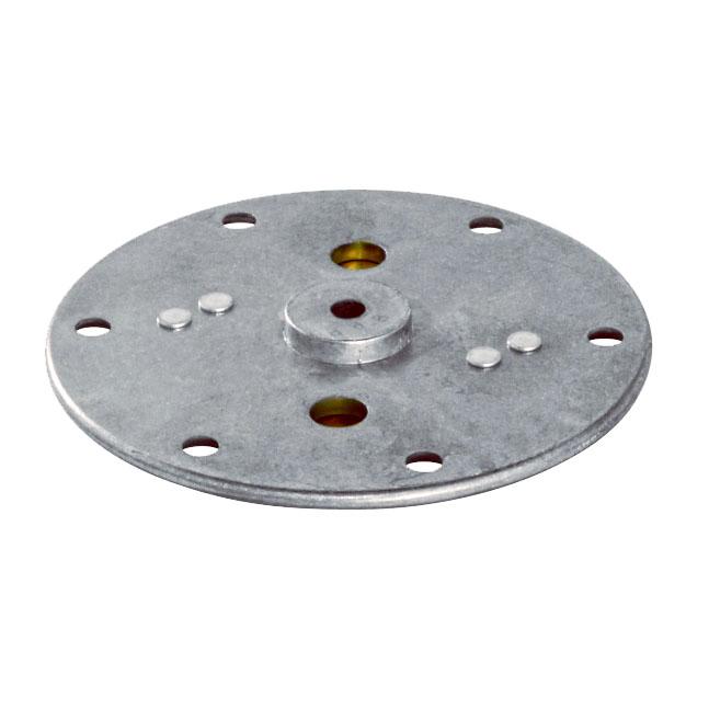 ПЛАСТИНА с 2-я клапанами поршня компрессора